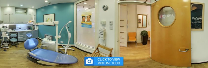 Virtual tours in uk for A salon palmers green