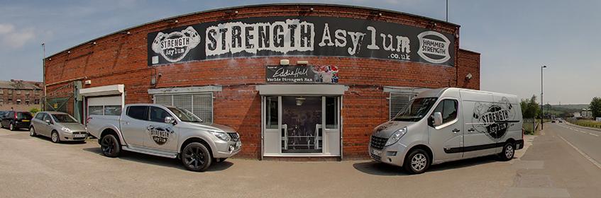 strengthasylum